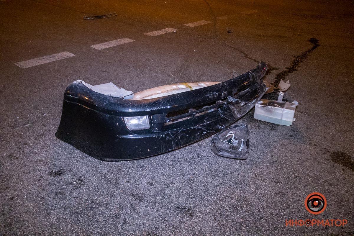 Постраждав водій Opel