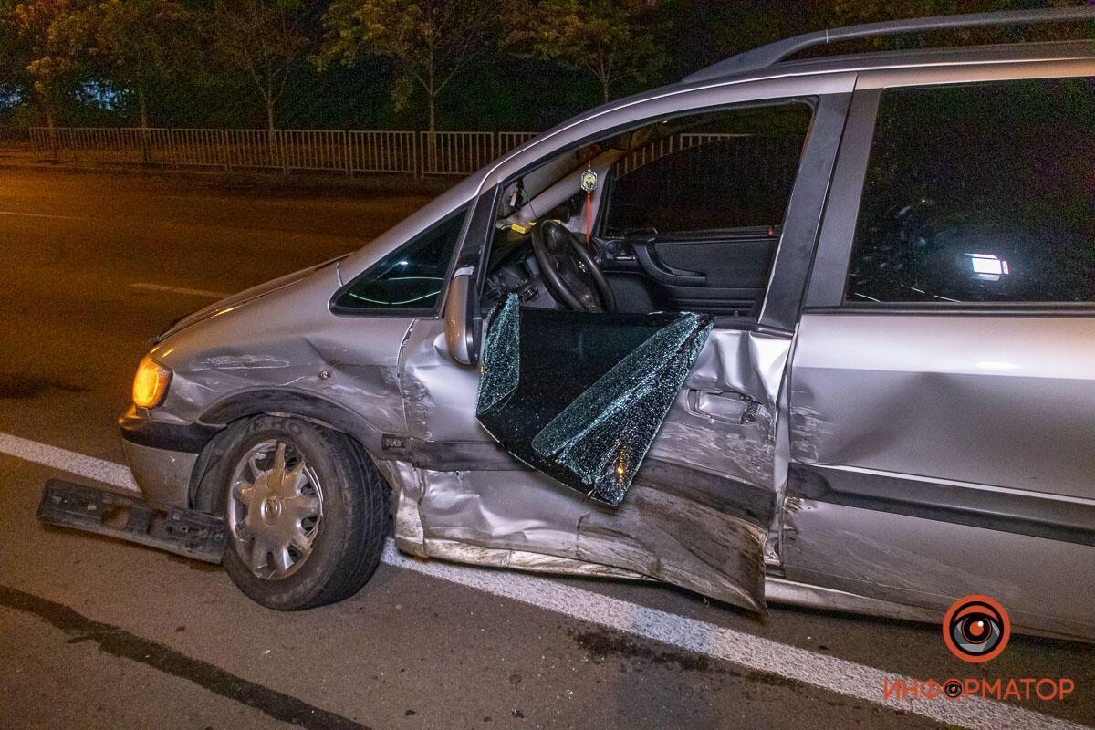 Аварія на Слобожанському проспекті