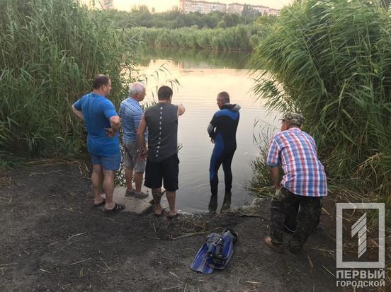 В Кривом Роге ребенок утонул в пруду на глазах у друзей