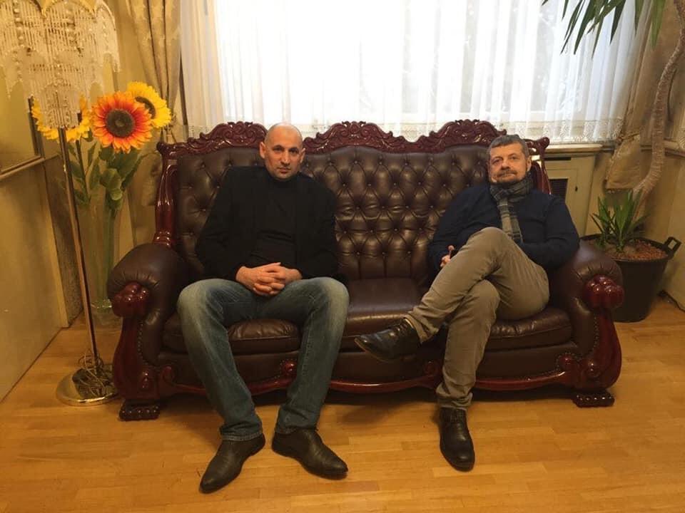 Мосийчук и Умаров