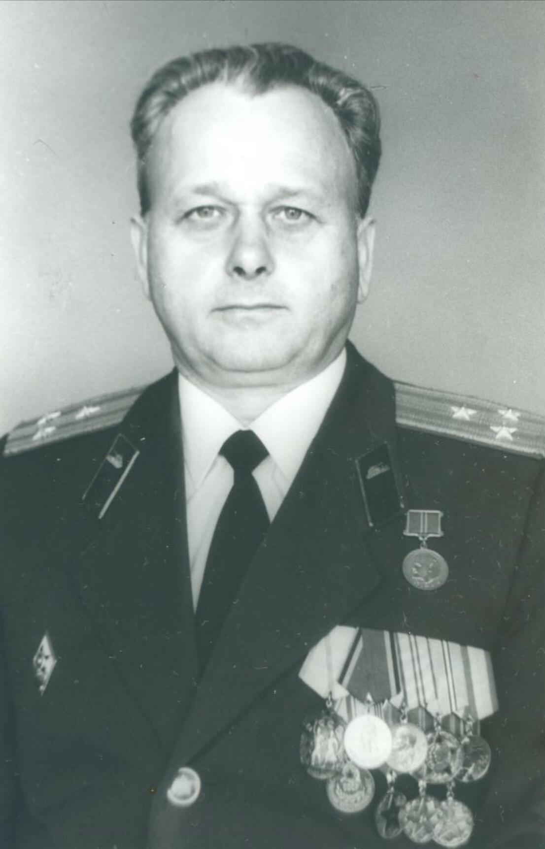 Инженер-конструктор Павел Поляков