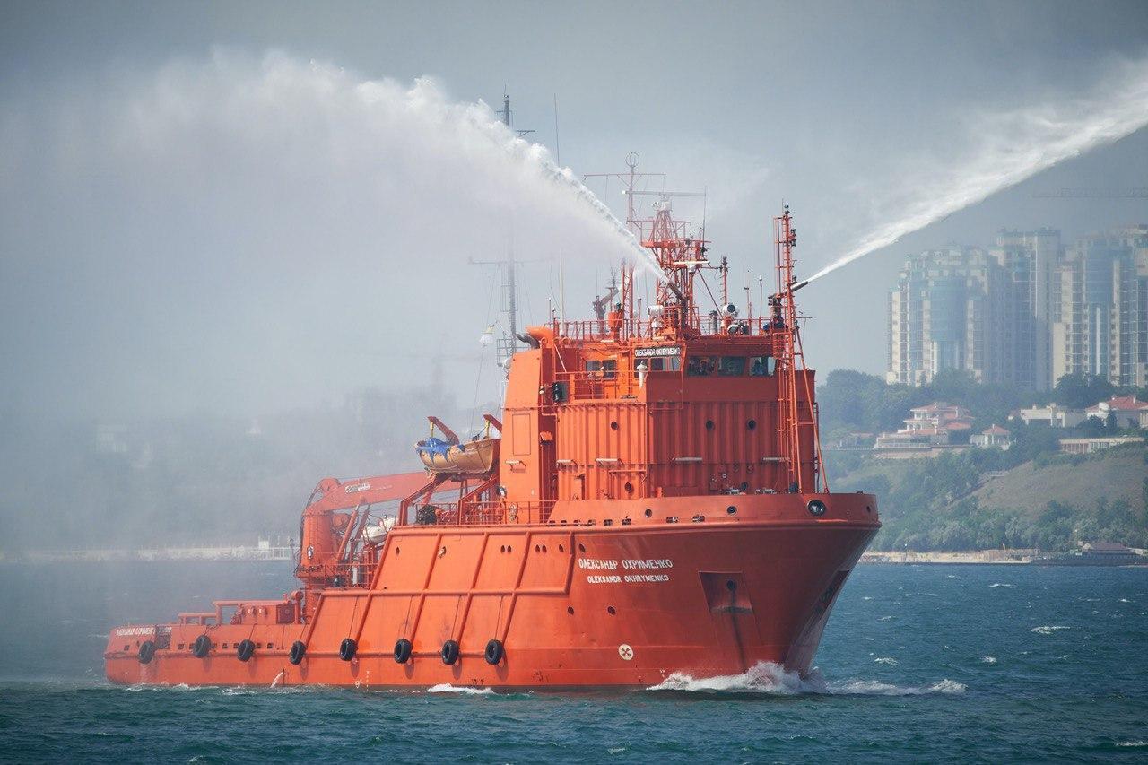 Прохождение кораблей