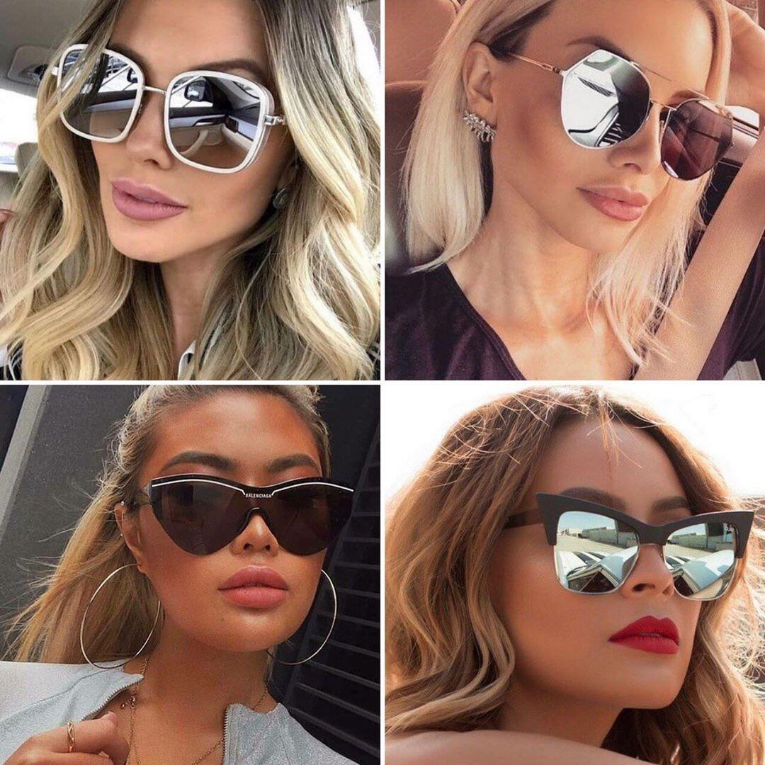 Модные солнцезащитные очки 2020