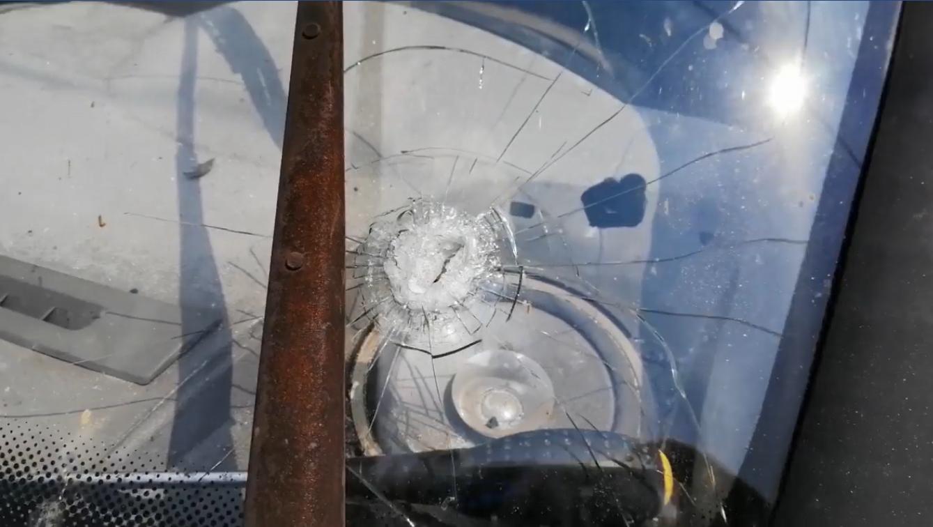 Терористи на Донбасі обстріляли мирні поселення