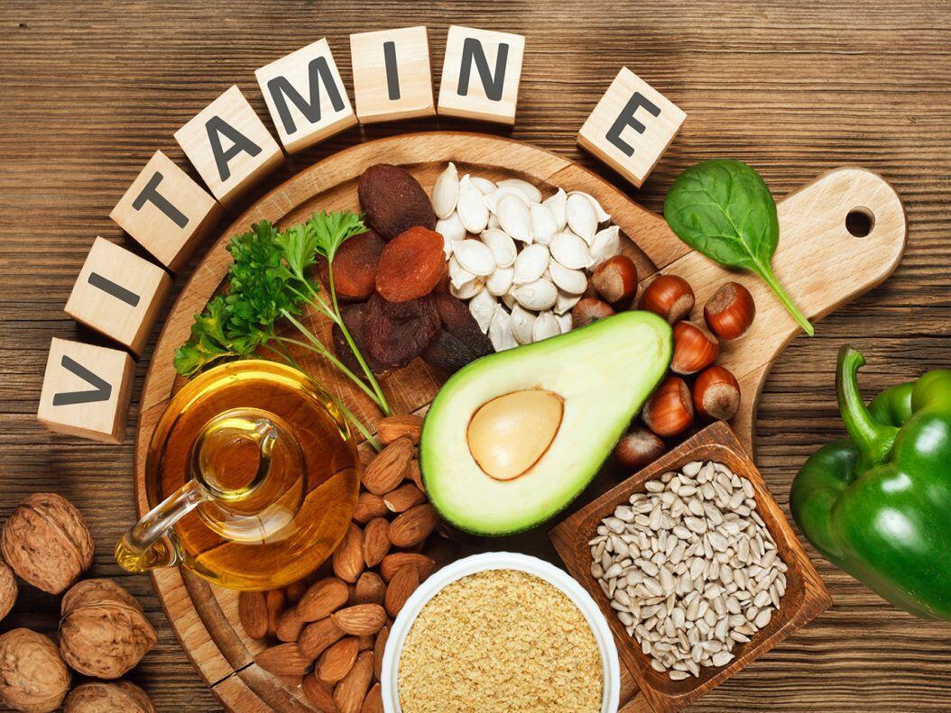 Витамин Е в рационе дает эффект лифтинга