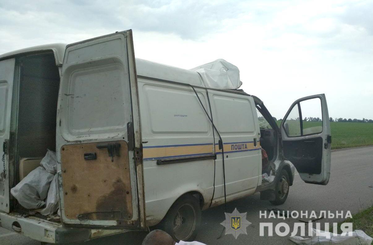 Нападники підірвали авто