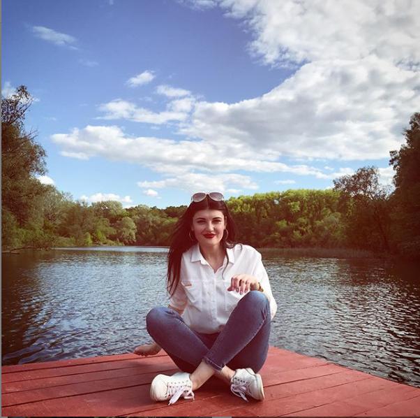Карина часто відпочивала у Климентовому