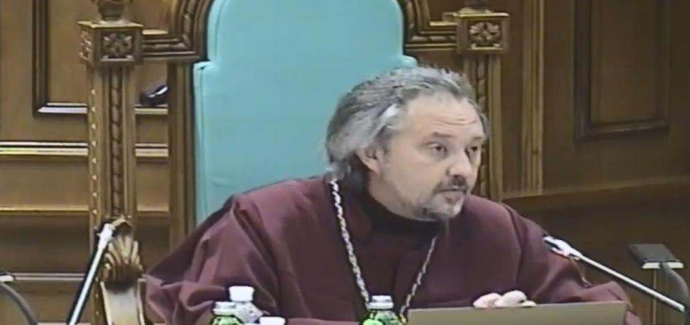 Суддя Ігор Сліденко