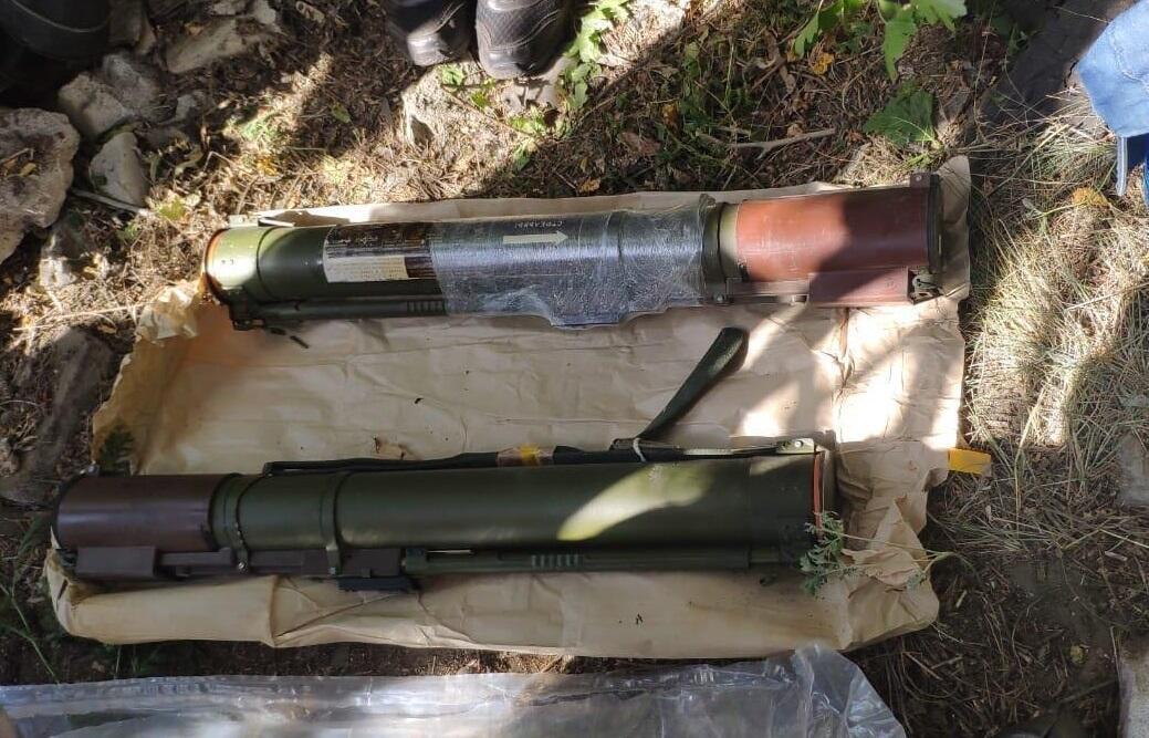 На Луганщине диверсант планировал подорвать резервуары с аммиаком