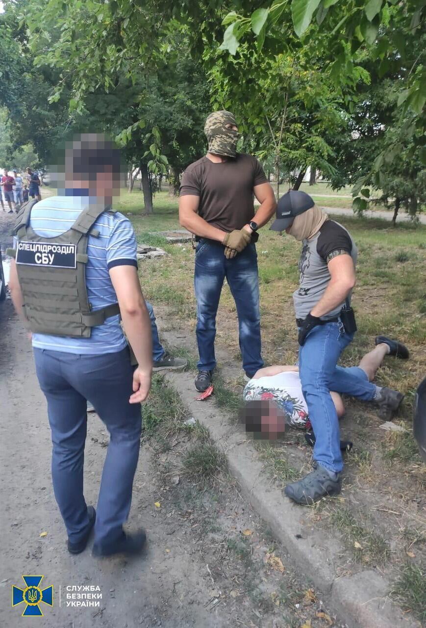 В Одессе задержали банду похитителей