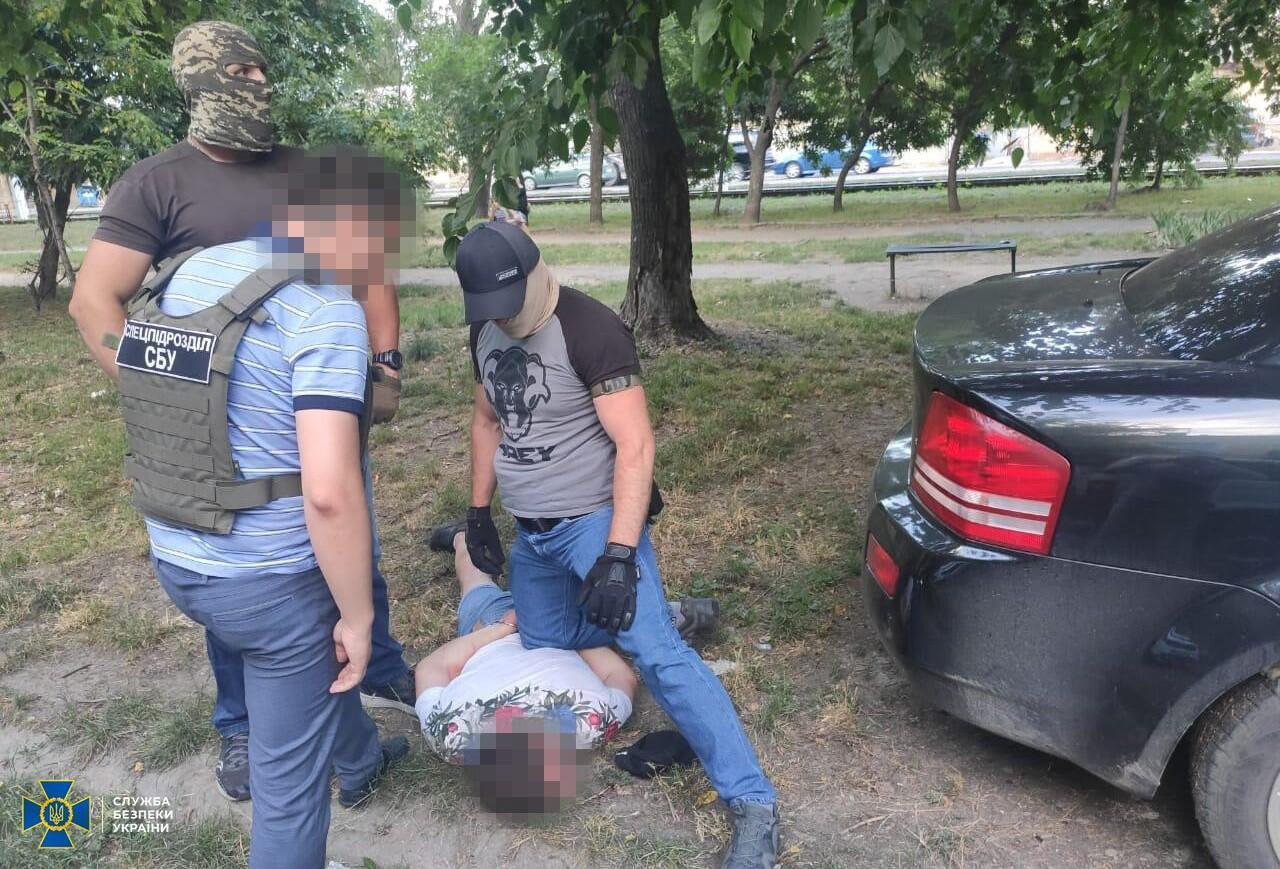 В Одесі затримали банду викрадачів