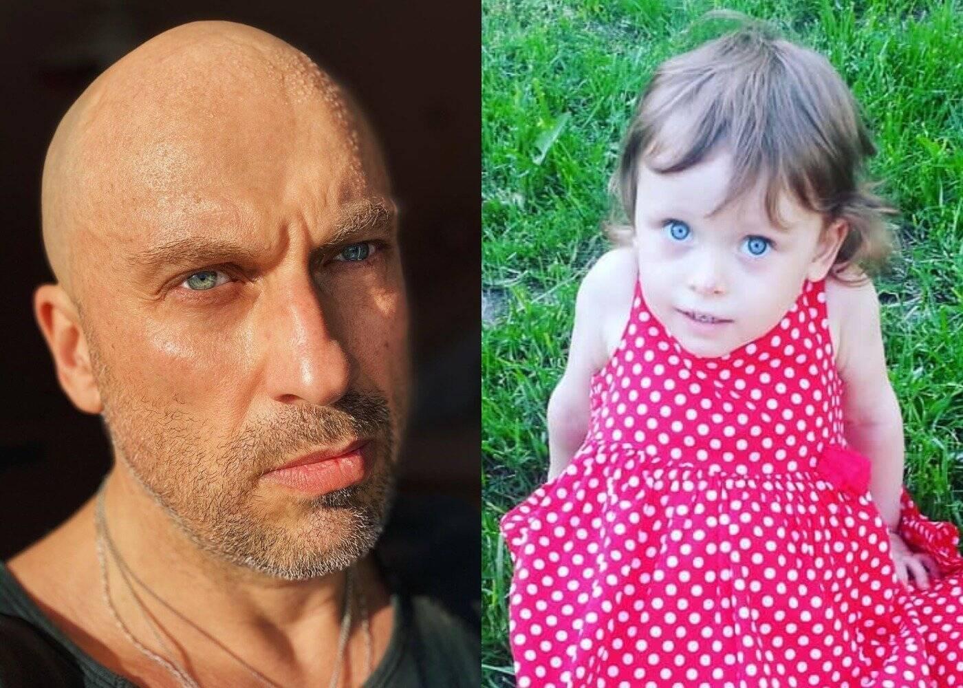 Нагиев и его внебрачная дочь Мира