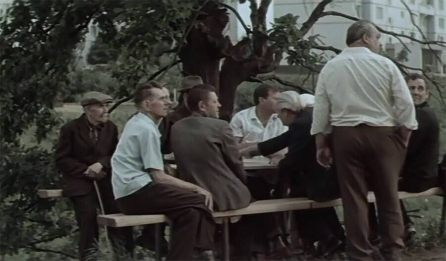 Реалии жизни в СССР
