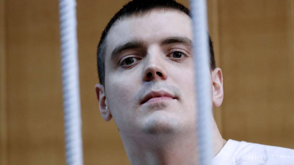 Александр Соколов на заседании суда