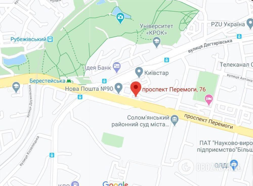 Надзвичайна подія сталася на проспекті Перемоги в Києві