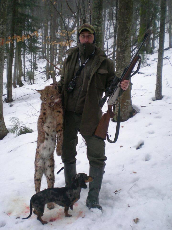 Депутат-охотник претендует на должность в лесхозе