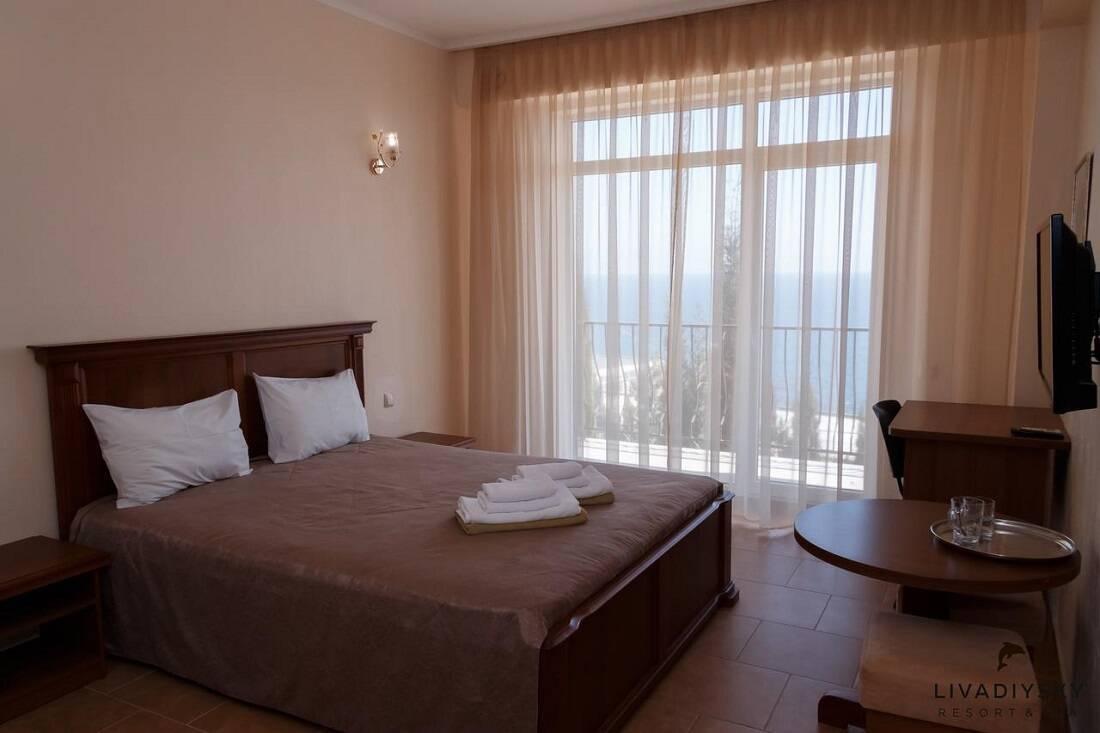 Двухместный номер в гостинице Крыма