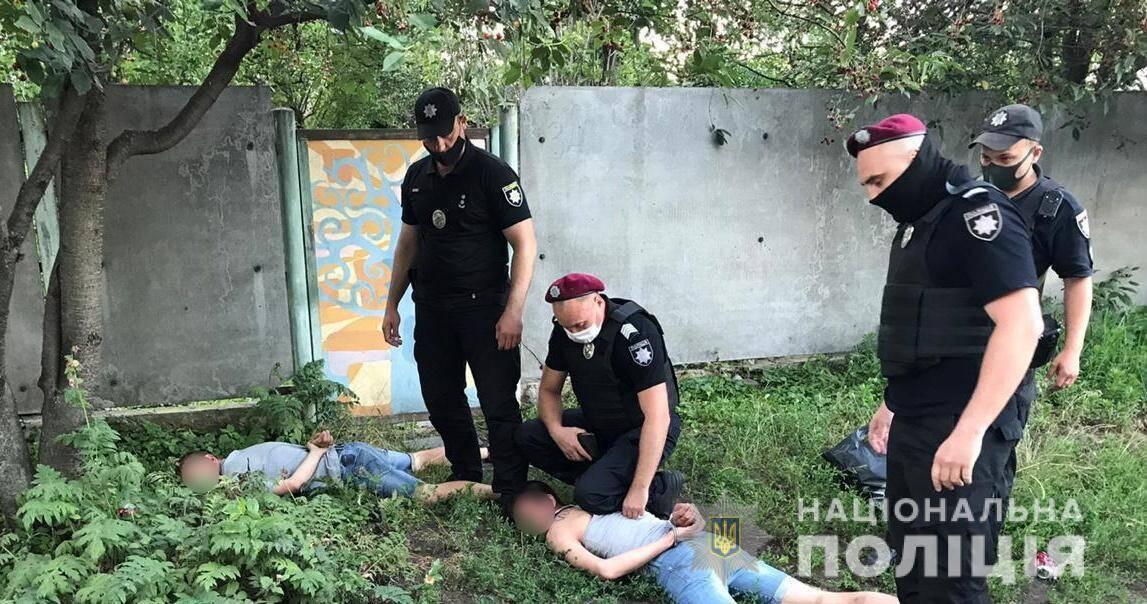 На Київщині напали на таксиста