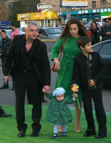 Сім'я Катерини Гусєвої