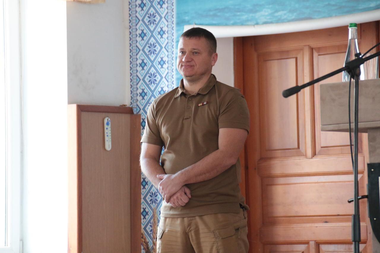 Андрій Гергерт. Фото з фейсбуку