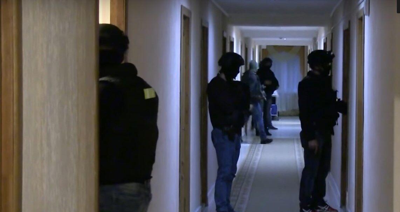 """Затримання вагнерівців у санаторії """"Білорусочка""""."""