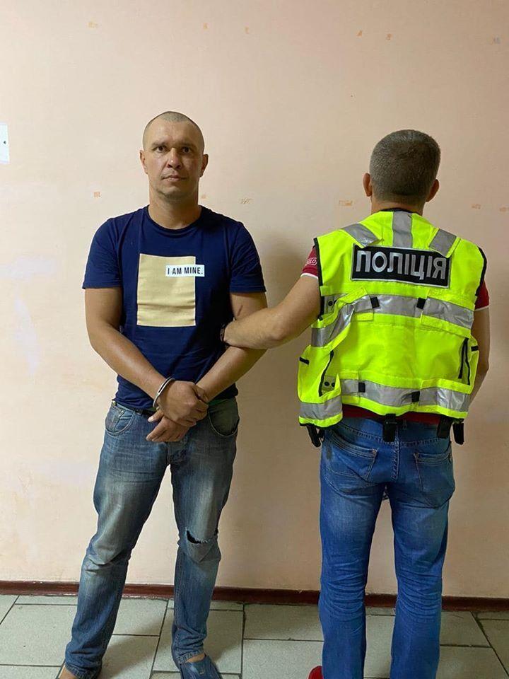 Задержанный Виталий Рудзько трижды был судим.