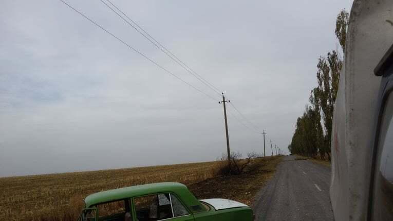 Машина,про яку згадує Нілов