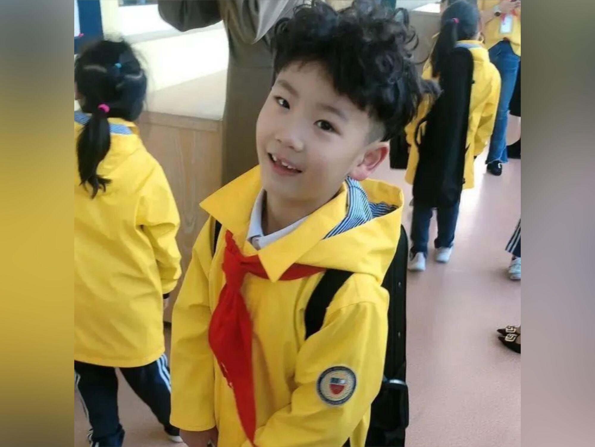 Органи 7-річного Ше Дунчженя допомогли шістьом дітям