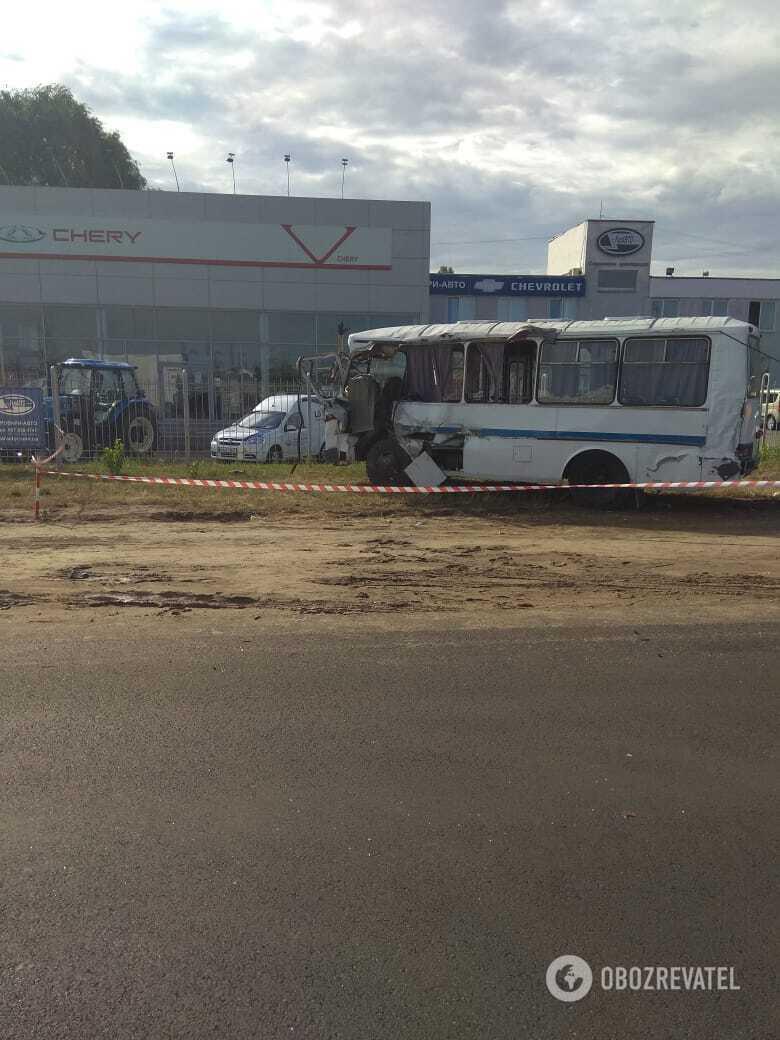 У поліції розповіли подробиці смертельної ДТП під Києвом