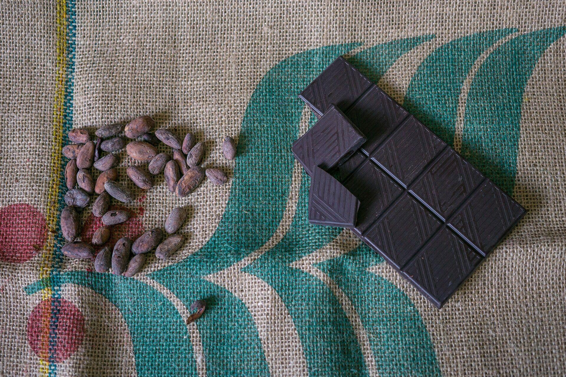 Какао містить потужний антиоксидант флаванол