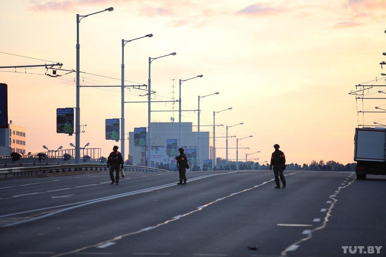 Ситуация по ул. Кальварийской.