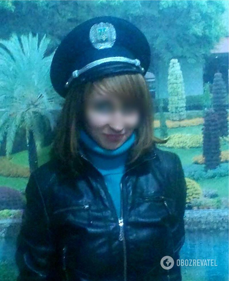 Підозрювана у вбивстві. Фото зроблено кілька років тому