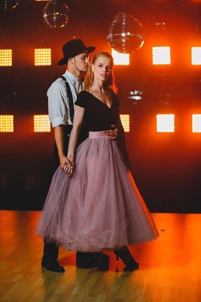 Илья Падзина и Ольга Фреймут (фото – tsn.ua)