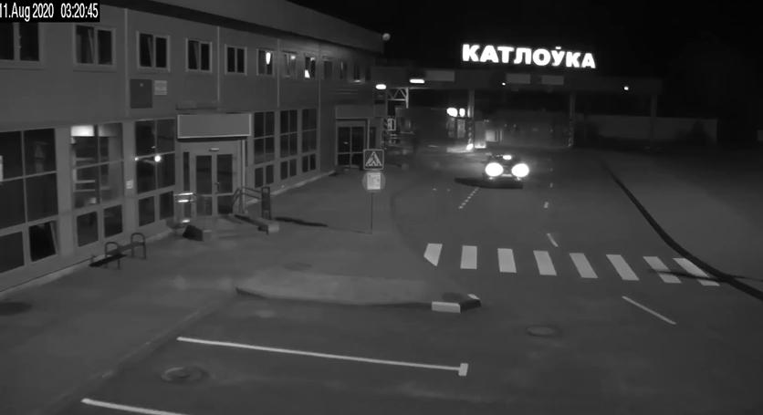 """Авто оппозиционера пересекло государственную границу в пункте пропуска """"Котловка"""""""