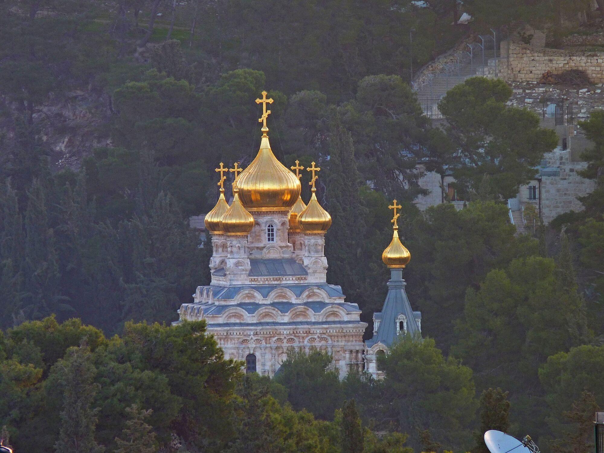 В Медовый Спас стоит посетить церковь