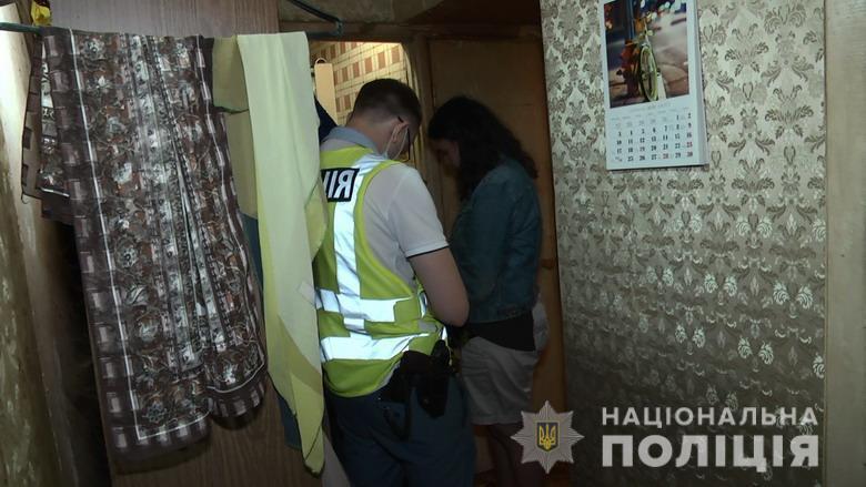 Підозрюваного у вбивстві чоловіка в Києві затримали