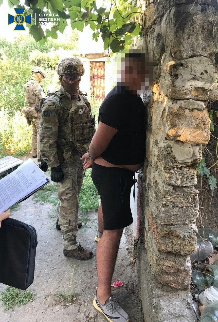 Членов банды Лоту Гули разоблачили в частном доме на окраине Одессы