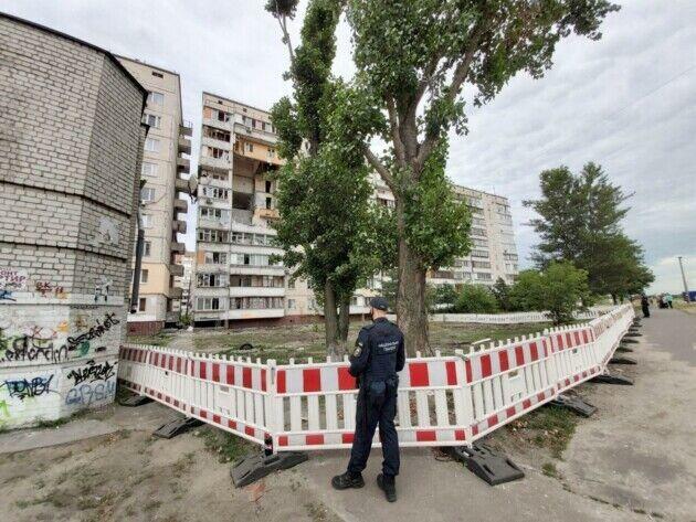 Перед демонтажем будинку в Києві, який вибухнув, людям дозволять забрати речі