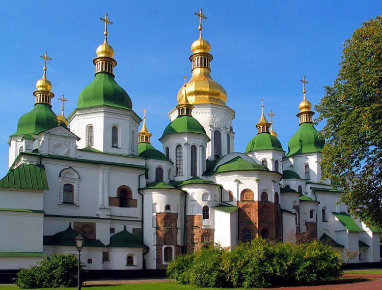 Софійський собор у Києві у сучасності
