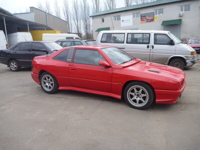 Maserati Shamal.