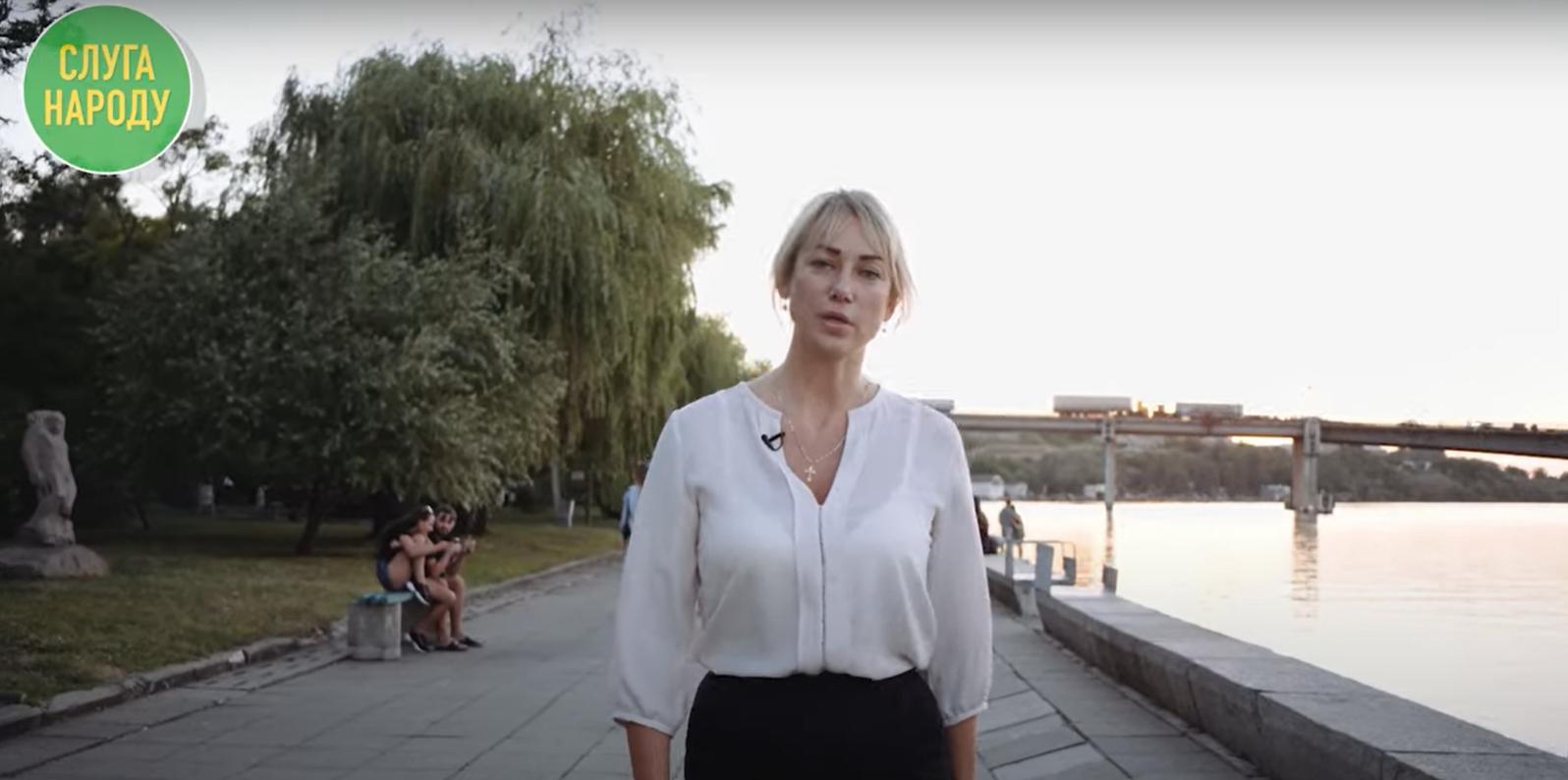 Домбровская заявила о походе в мэры Николаева