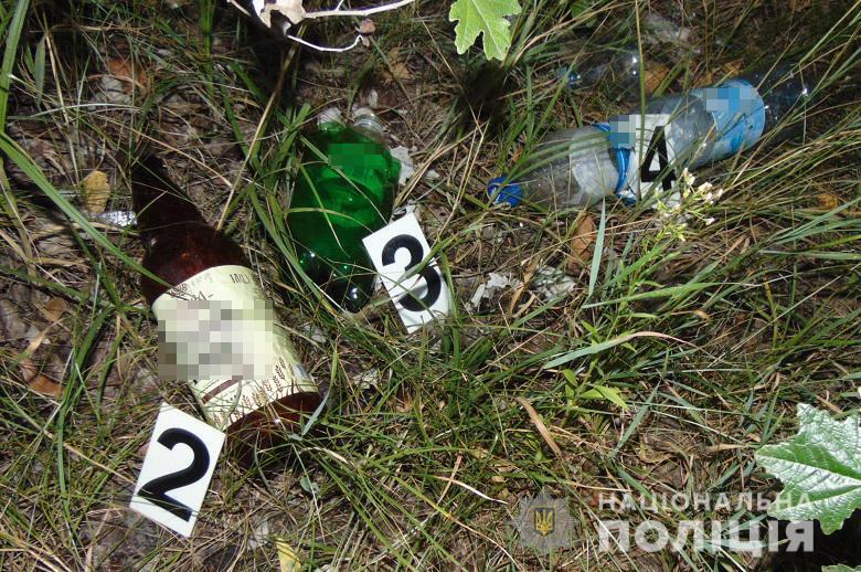 В Киеве жестоко убили мужчину у озера