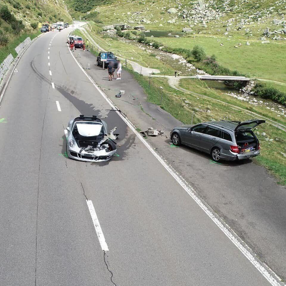 У ДТП потрапили 4 автомобілі.