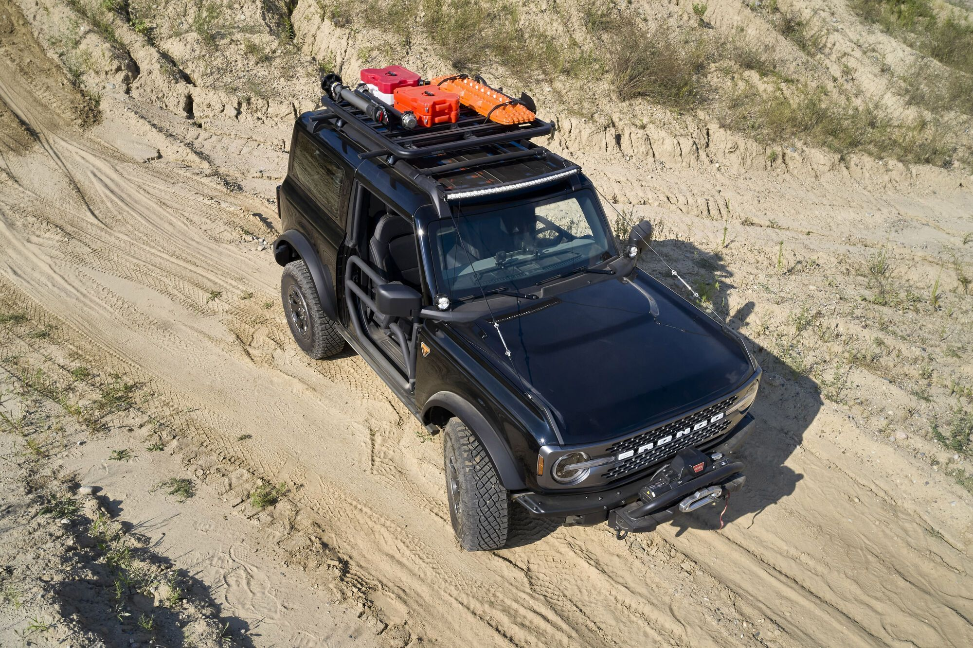 Ford Bronco Trail Rig. Фото: