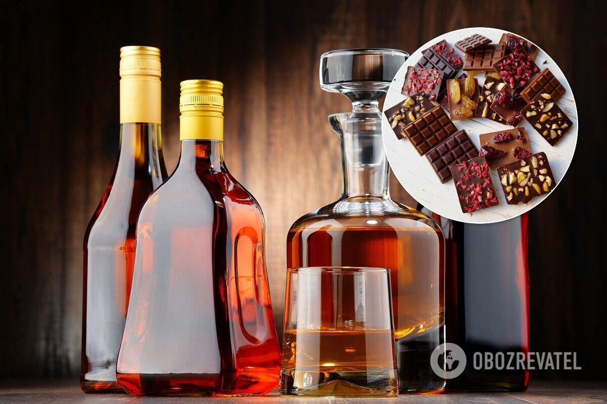 Глобальное потепление может повлечь исчезновение коньяка, виски и шоколада