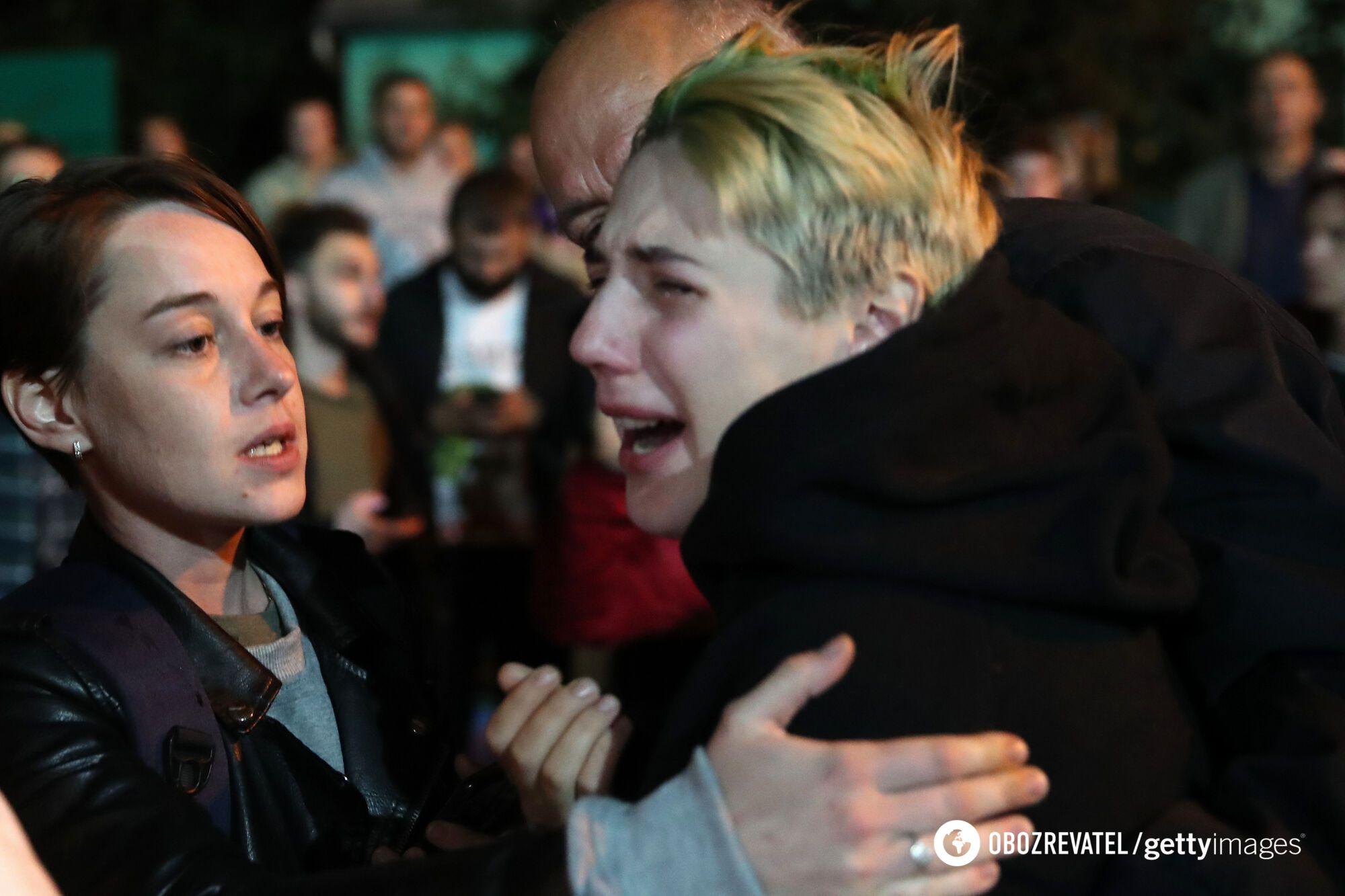 Женщины рассказали об избиениях