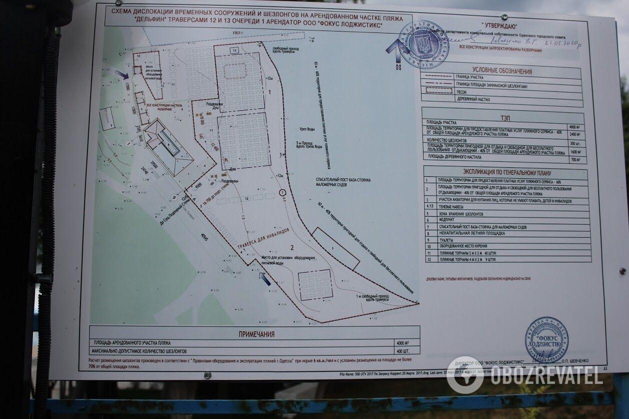 Найближчі до танкера пляжі ще на самому початку повинні були бути закриті комісією з техногенної безпеки