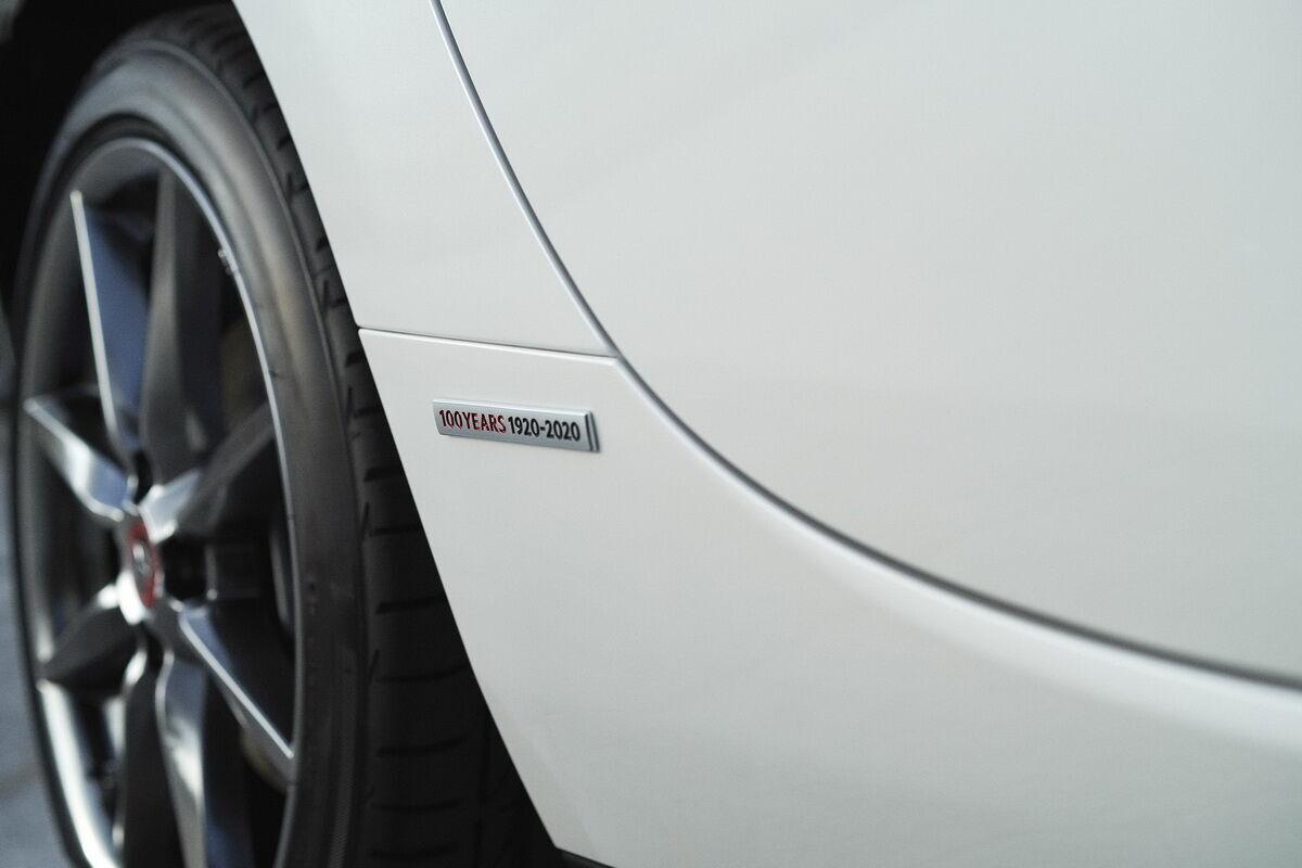 Mazda выпустит лимитированную серию 100th Anniversary. Фото:
