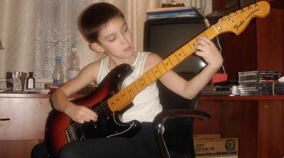 Маленький Павел Павлик