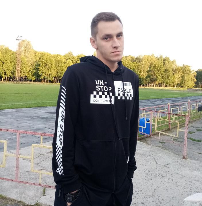 Олександр Віхор.